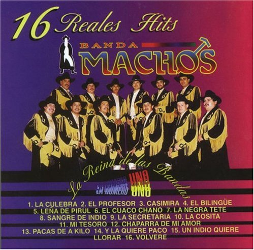 Cover von 16 Reales Hits