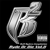 Album cover for Ryde or Die, Volume 2