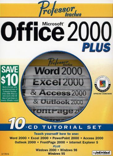 learning outlook 2000 emailing tutorial jewel case