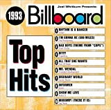 Copertina di album per Billboard Top Hits: 1993