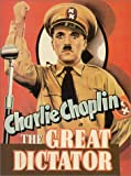 The Great Dictator - movie DVD cover picture
