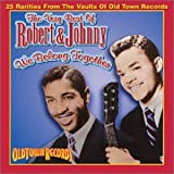 Album cover for The Very Best of Robert & Johnny: We Belong Together