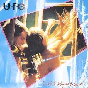 Wild, the Willing and the Innocent by UFO album cover