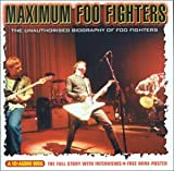 Copertina di album per Maximum Audio Biography: Foo Fighters