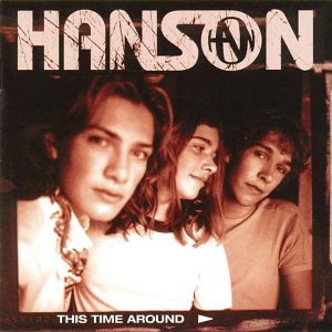 This Time Around by Hanson album cover