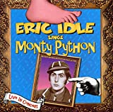Capa do álbum Eric Idle sings Monty Python  (live in concert)