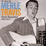 Skivomslag för The Best of Merle Travis 1946-1953