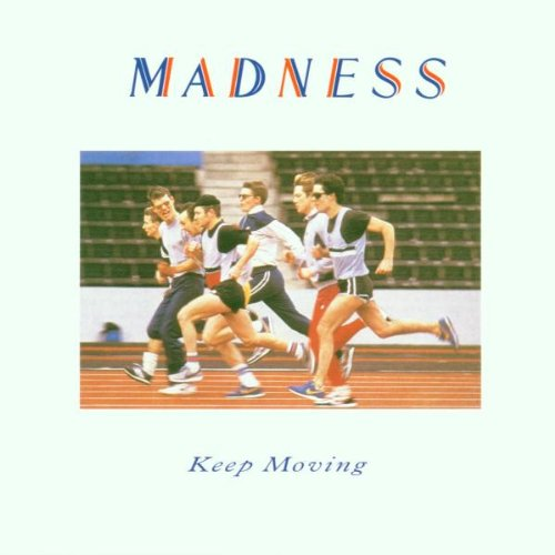Original album cover of Keep Moving by Madness
