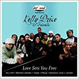 Album cover for Love Sets You Free