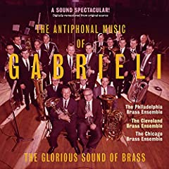 The Antiphonal Music of Gabrieli [SACD]