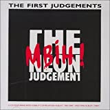 Capa de The First Judgements