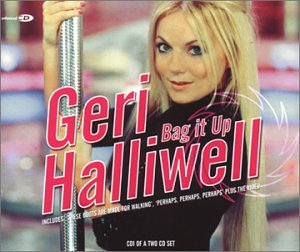 Geri Halliwell - Bag It Up (Single) - Zortam Music