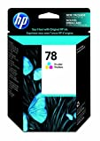 HP No. 78 Tri-Color Inkjet Print Cartridge (C6578DN)