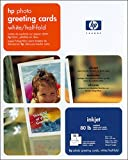HP Photo Greeting Card Paper (C6044A)