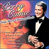 album art to Perry Como Sings Merry Christmas Music