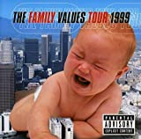 Copertina di album per The Family Values Tour 1999