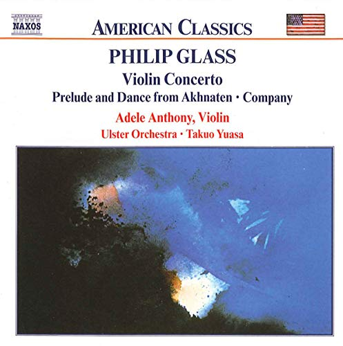 Philip Glass Violin Concerto