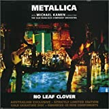 No Leaf Clover [Limited Edition CD Single]