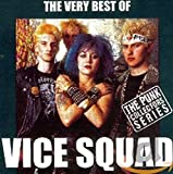 Copertina di album per The Very Best of Vice Squad