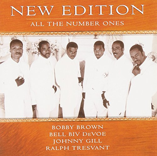 NEW EDITION - All the Number Ones - Zortam Music