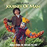 Album cover for Journey of Man