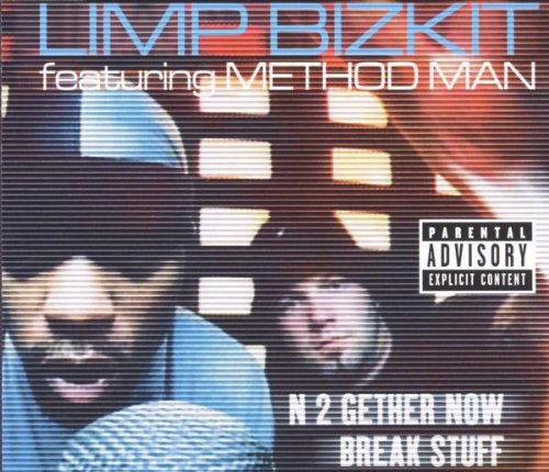 Break Stuff [Import CD Single]