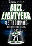 Buzz Lightyear of Star Command: The Adventure Begins - movie DVD cover picture