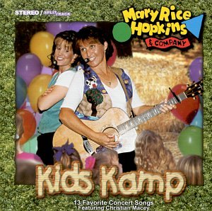 Kids Kamp : 13 Favorite Concert Songs