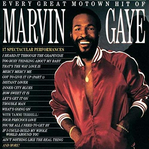 Marvin Gaye - Every Great Motown Hit of Marvin Gaye - Zortam Music