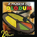 Capa do álbum A Musica Do Olodum: 20 Anos