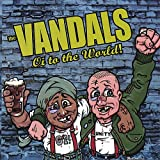 Albumcover für Christmas with the Vandals: Oi to the World!