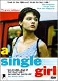 A Single Girl - movie DVD cover picture