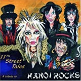 Album cover for 11th Street Tales - A Tribute To Hanoi Rocks