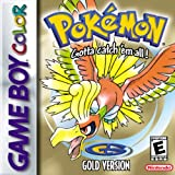 Pokemon Gold and Silver (1999) (Video Game)