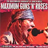 Album cover for Maximum Audio Biography Guns N Roses