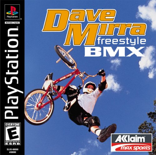 Dave Mirra Freestyle BMX Other products by Acclaim