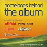 Capa do álbum Homelands Ireland