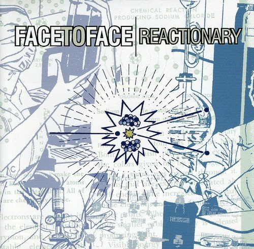 Face To Face Reactionary Album Lyrics