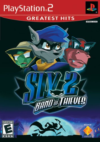 Sly 2 Band of   Thieves