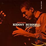Cover de Introducing Kenny Burrell: The First Blue Note Sessions
