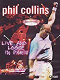 Phil Collins - Live & Loose in Paris - movie DVD cover picture