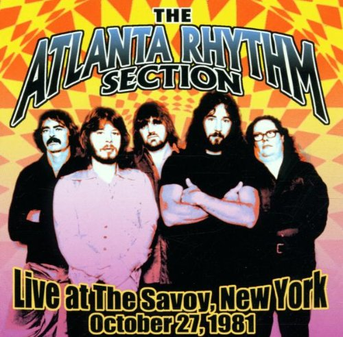 Live at the Savoy, New York October 27, 1981