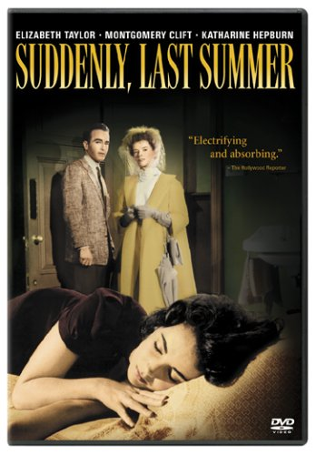 Buy Suddenly Last Summer DVDs