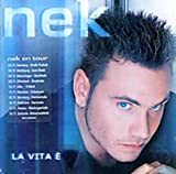 Album cover for La vita è