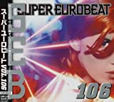 Cover de Super Eurobeat, Volume 106