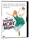 The Unsinkable Molly Brown - movie DVD cover picture