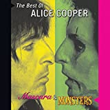 album art to Mascara and Monsters: Best of Alice Cooper