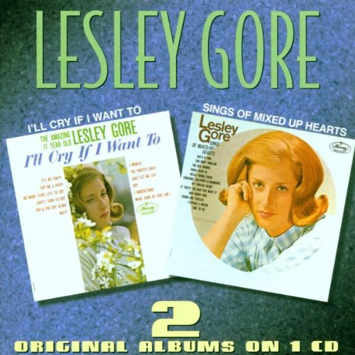 LESLEY GORE - Sings of Mixed-Up Hearts - Zortam Music