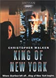 King of New York - movie DVD cover picture