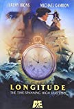Longitude - movie DVD cover picture